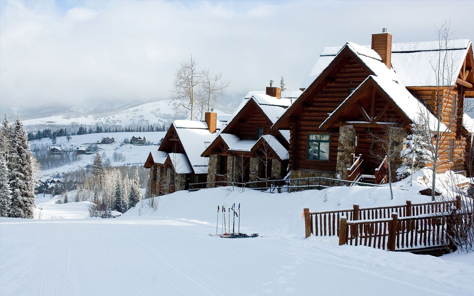 the Mountain Lodge at Telluride