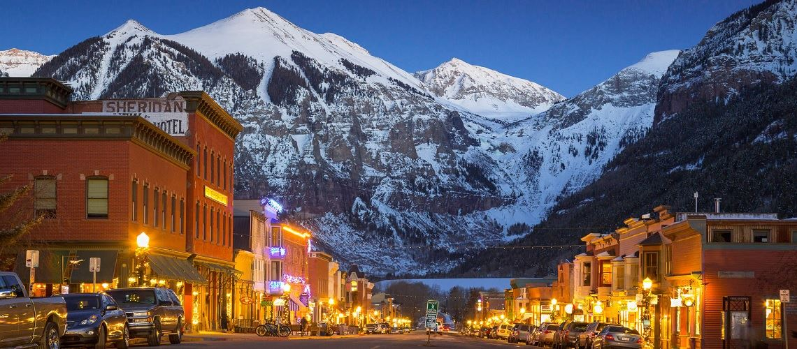 Town of Telluride, CO