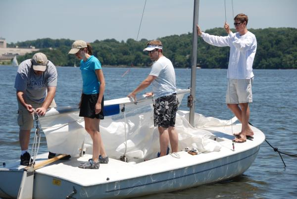 Tuesday & Saturday Potomac sailing